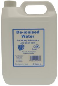 deionized-water