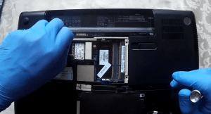 HP G62 webcam replacement.Still006