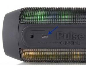 Servicio de reemplazo de puerto micro-usb JBL Pulse