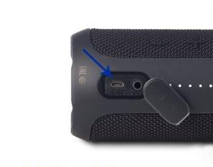 Service de réparation ou de remplacement du port micro-USB JBL Flip 3