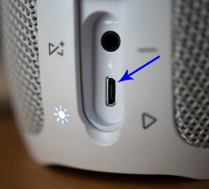 Service de réparation ou de remplacement du port micro-USB JBL Pulse 3